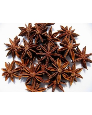 BA JIAO HUI XIANG - Star Anise - Fructus Anisi Stellati - Chinese Star Anise